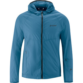 Maier Sports Feathery Windjacket Men, azul